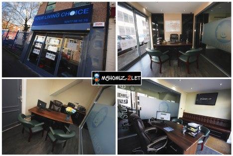 YLC Freddy's office